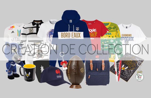 Création de collection